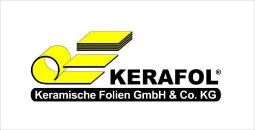 Kerafol gelb schwarz 2018